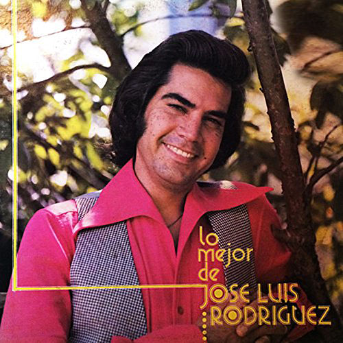 Lo Mejor de Jose Luis Rodriguez by José Luís Rodríguez