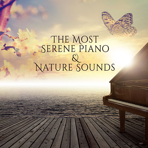 The Most Serene Piano & Nature Sounds - Joyful, Optimistic and Relaxing Collection by Piano Jazz Background Music Masters
