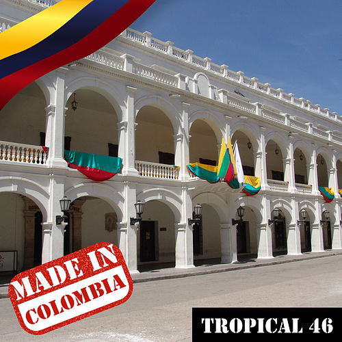Made In Colombia / Tropical / 46 de Various Artists
