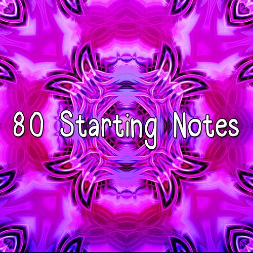 80 Starting Notes de Zen Meditate