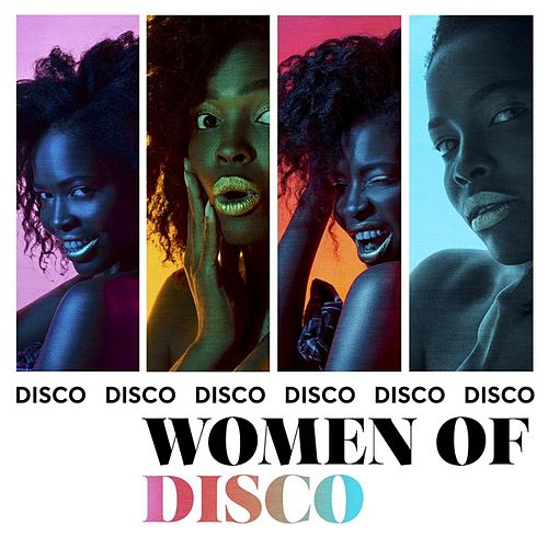 Women of Disco by Various Artists