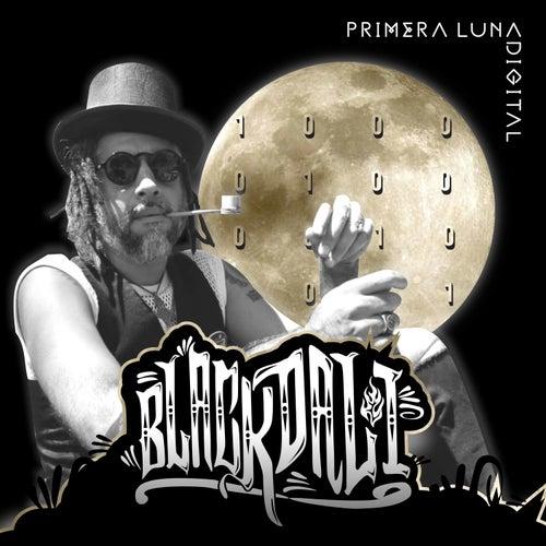Primera Luna Digital de BlackDalí
