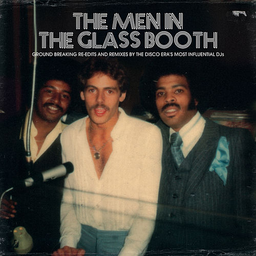 The Men In The Glass Booth Compiled By Al Kent by Various Artists