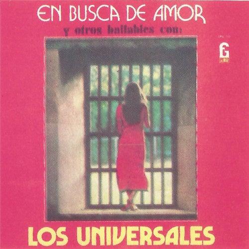 En Busca de Amor by Universales