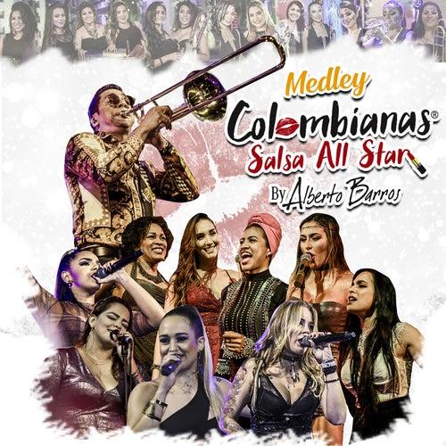 Medley Colombianas Salsa All Star de Alberto Barros