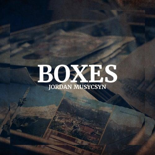 Boxes by Jordan Musycsyn
