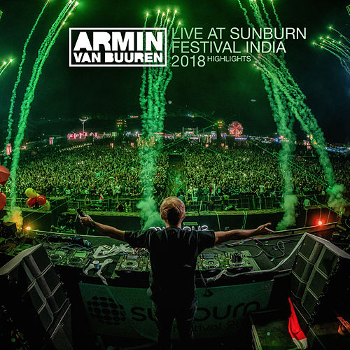 Live at Sunburn Festival India 2018 (Highlights) de Various Artists