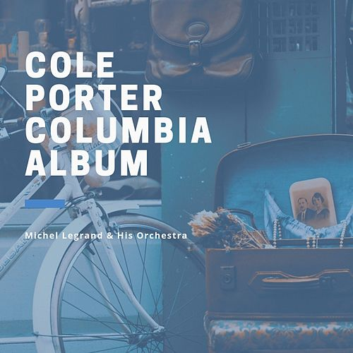 Cole Porter Columbia Album von Michel Legrand