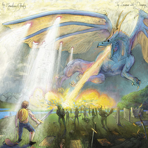 In League with Dragons by The Mountain Goats