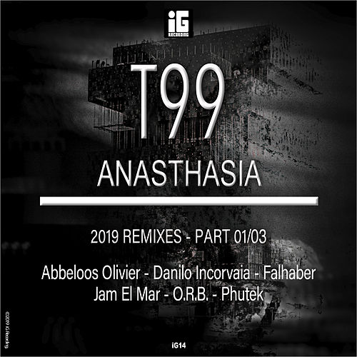 Anasthasia (2019 Remixes) by T99