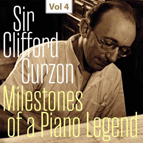 Milestones of a Piano Legend: Sir Clifford Curzon, Vol. 4 de Clifford Curzon