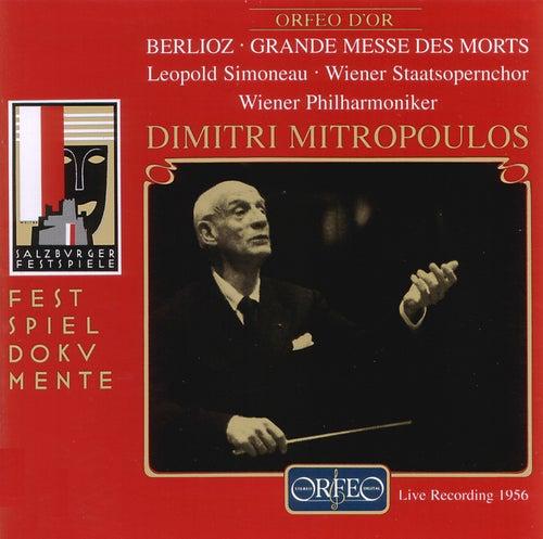 Berlioz: Grande messe des morts 'Requiem' (Live) von Léopold Simoneau