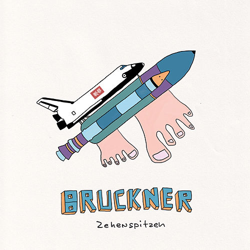 Zehenspitzen by Bruckner