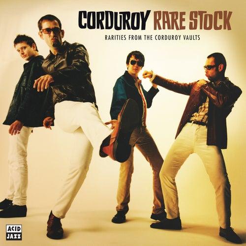 Rare Stock de Corduroy