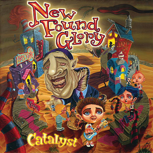 Catalyst de New Found Glory