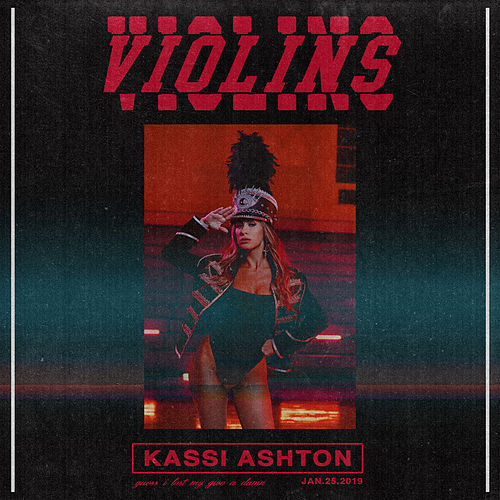 Violins by Kassi Ashton