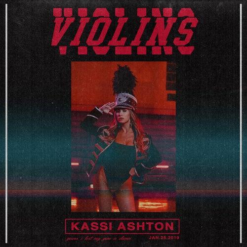 Violins by Kassi Ashton