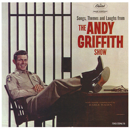 Themes And Laughs From The Andy Griffith Show by Andy Griffith