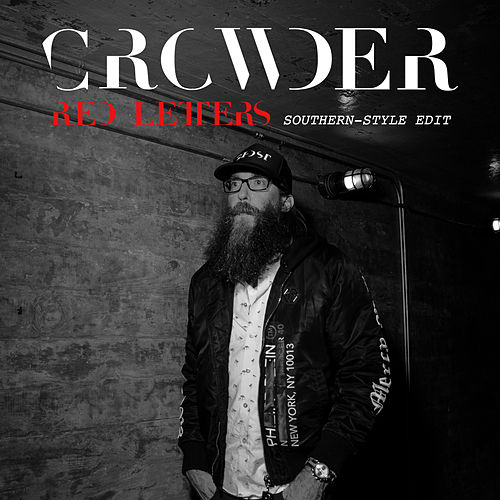 Red Letters (Southern-Style Edit) de Crowder