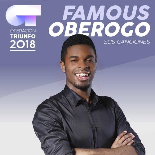 Sus Canciones (Operación Triunfo 2018) von Famous Oberogo
