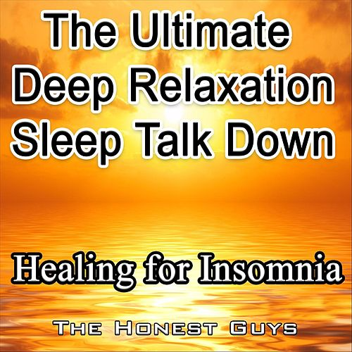 The Ultimate Deep Relaxation Sleep Talk Down - Healing for Insomnia by The Honest Guys