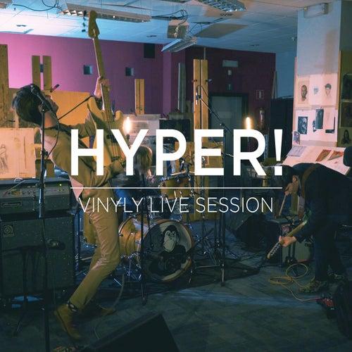 Vinyly Live Session de Hyper