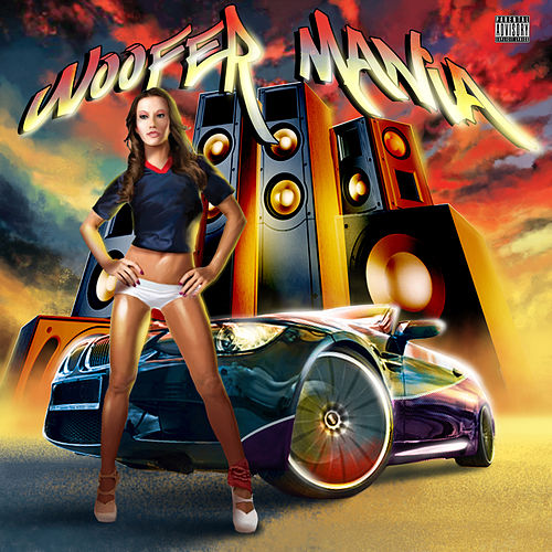 Woofer Mania 1 by Various Artists