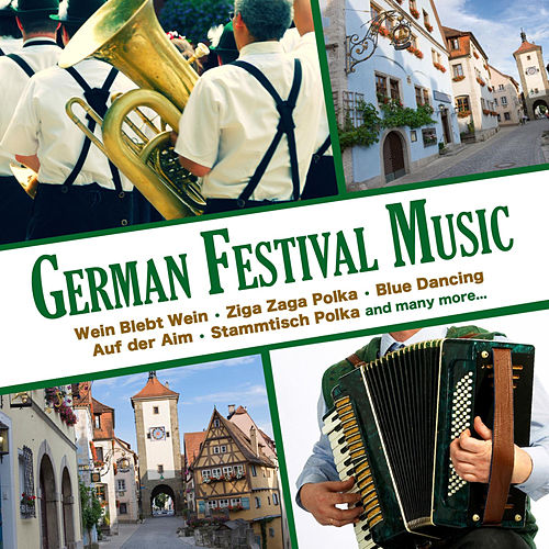 German Festival Music de Various