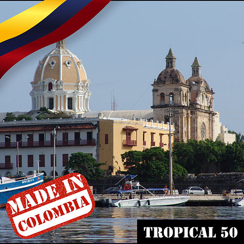Made In Colombia / Tropical / 50 de Various Artists