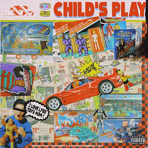Child's Play von A$AP Twelvyy