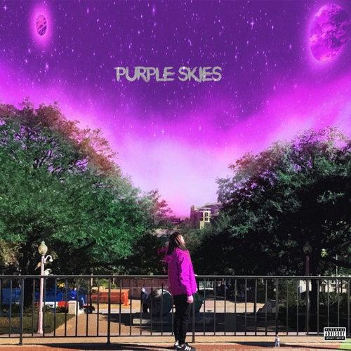 Purple Skies by Lil Savo