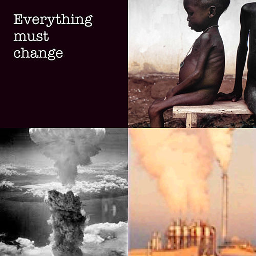 Something Must Change de Uffe Ryder