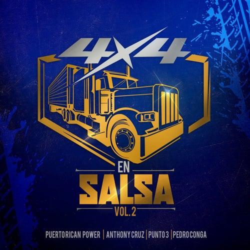 4x4 en Salsa, Vol. 2 de Various Artists