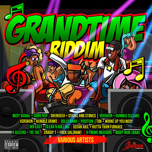 Grandtime Riddim de Various Artists