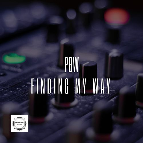 Finding My Way de Pbw