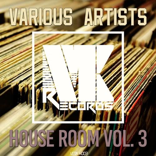 House Room, Vol. 3 de Various Artists