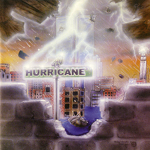 Severe Damage de Hurricane