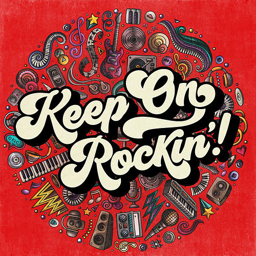 Keep on Rockin'! de Various Artists
