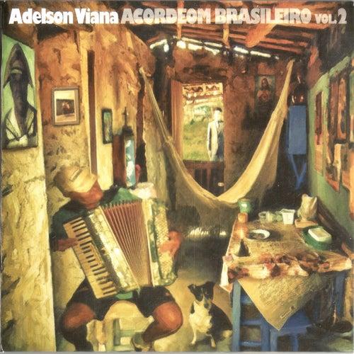 Acordeom Brasileiro, Vol. 2 von Adelson Viana