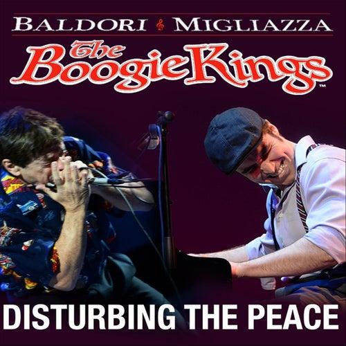 Disturbing the Peace de The Boogie Kings