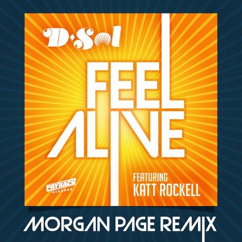 Feel Alive (feat. Katt Rockell) (Morgan Page Remix) von D'sol