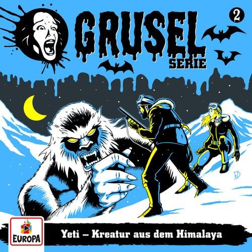 002/Yeti - Kreatur aus dem Himalaya von Gruselserie