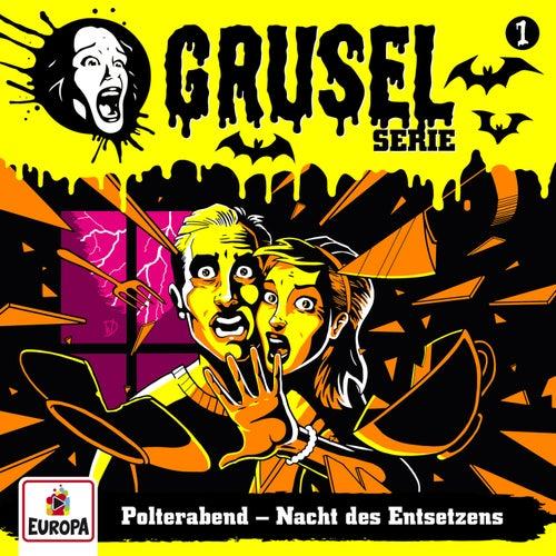 001/Polterabend - Nacht des Entsetzens von Gruselserie
