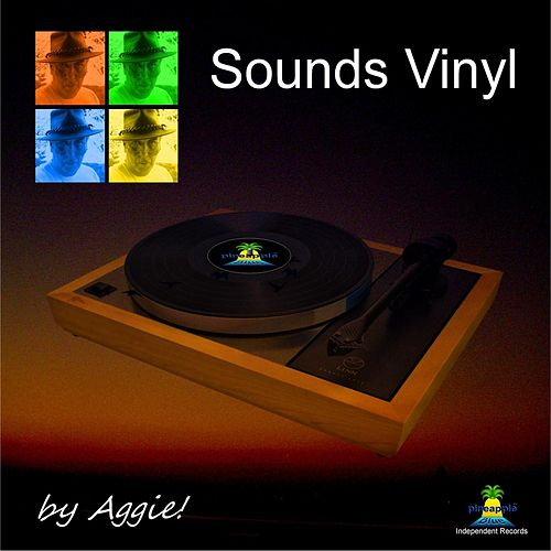 Sounds Vinyl by Aggie
