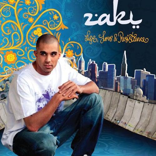Life, Love & Resistance de Zaki