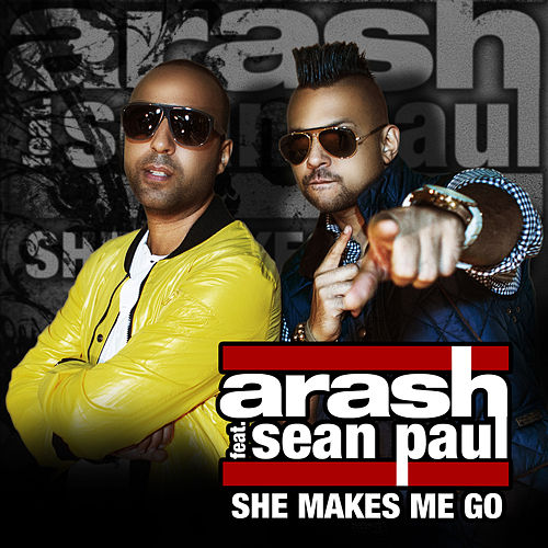She Makes Me Go by Arash