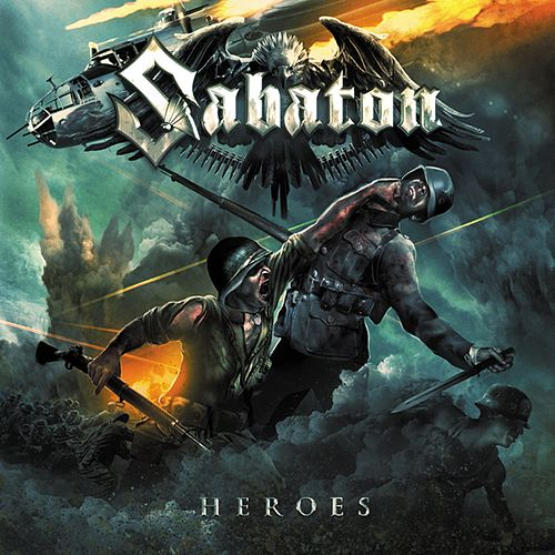 Heroes (Track Commentary Version) van Sabaton