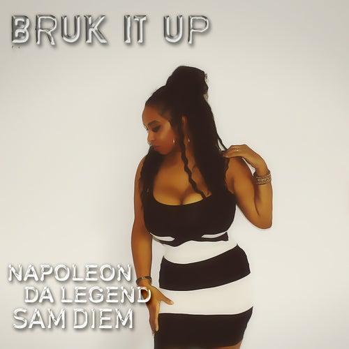 Bruk It Up (feat. Sam Diem) by Napoleon Da Legend