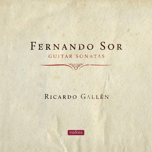 Sor: Guitar Sonatas de Ricardo Gallén