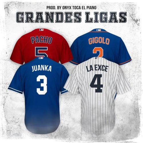 Grandes Ligas by Pacho El Antifeka